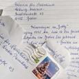 Frau Behrendts Erinnerungen an Bobby erreichten uns per Post