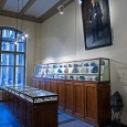 Blick in den Mineraliensaal der Ausstellung.