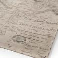 Rechte untere Ecke der Karte mit dem Stempel Köngl. Mineralogischen Museum der Universität in Berlin sowie dem Vermerk v. B. für den Nachlass von Leopold von Buch.
