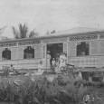 Kuradui House -  So der Name dieses Wohngebäudes der Familie Parkinson. Hier wurde die Forschungsstation Ralum errichtet. Das Foto wird zu Verfügung gestellt von Max Uechtritz, dem Ururenkel von Richard Parkinson.