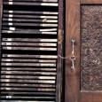 In diesen drei extra zu diesem Zweck angefertigten Schränkchen wurde bis zum Beginn der Sammlungsrestaurierung die über 4000 Spezies umfassende Wassermilbensammlung von F. Koenike aufbewahrt.
