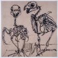 Hier sehen Sie das Original zu den abgedruckten Kakadu-Zeichnungen.